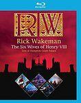 Rick Wakeman:  Six Wives of Henry VIII - Live at Hampton Court Palace (Blu-ray)