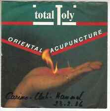 "TOTAL TOLY (by Tess = Fancy) -Oriental Acupuncture > 7"" Single, -VG++"