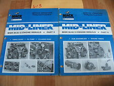 Mack Trucks MIDR 06.02.12 Engine Rebuild Manuals Parts 2 & 3
