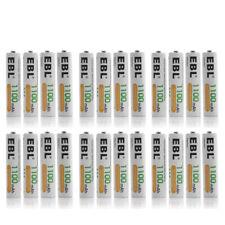 Lot AAA 1100mAh NiMH Rechargeable Batteries 1.2V for Solar Light Cordless Phone