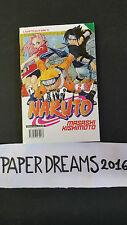 Naruto il Mito n°2 ristampa in edizione limitata - esaurito panini