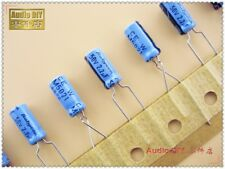 50pcs Rubycon old models sky blue TWSS series 2.2uF/50V electrolytic capacitor
