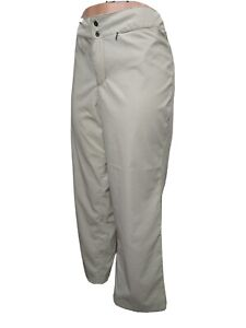 Columbia Women's Size 16x28'L Hiking Pockets Outerwear Pants Zip-fly(#n7