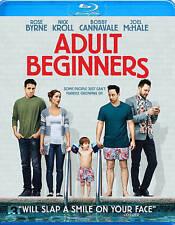Adult Beginners (Blu-ray Disc, 2015)