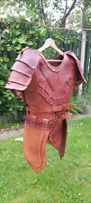 More details for viking leather armour - unique, one off, hand-made