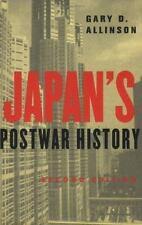 Japan's Postwar History: By Gary D Allinson