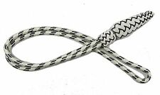 Sword Knot Silver Black Police Customs Dress Cord R1811