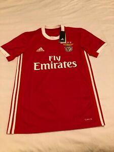 Benfica Lissabon Trikot in Rot,Gr S