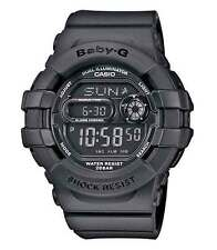 Casio Baby-G BGD140-1A Digital Multi-Function Large Case Black Ladies Watch