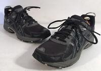 Asics Gel Venture 5 Athletic Running Shoes Men 11 Onyx Charcoal Black Grey T5N3N