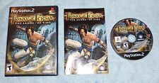 Prince of Persia: The Sands of Time (Sony PlayStation 2, 2003) FREE SHIPPING CIB