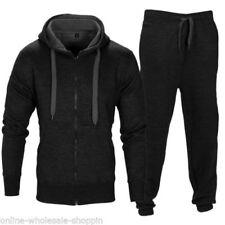 Ropa deportiva de hombre chándal color principal negro talla L