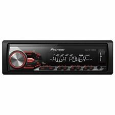 Pioneer Mvh-280fd USB Mp3/wma/wav/aac Bluetooth RDS Tuner Aux-in 100w x 4