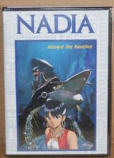 Nadia: Secret of the Blue Water Vol. 3 - Aboard the Nautilus (DVD, 2001) R1 NEW