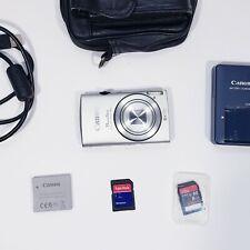 Canon PowerShot ELPH 310 HS / IXUS 230 HS 12.1MP Digital Camera - Silver (5269B…