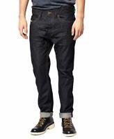 Diesel Herren Raw-Jeans-Hose |Regular Slim Fit | Braddom 0088Z |W27, W28