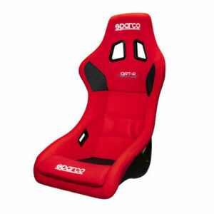Sparco QRT-R 2019 Red Seat - 008012RRS