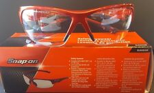 Snap on Glasses Tools Set Glasses Tool Advertising Red safety Eyewear Protection