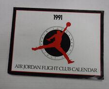Michael Jordan Flight Club Calendar 1991 111516R