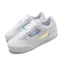 Puma Cali Glow Wns White Iridescent Women Casual Shoes Sneakers 372563-01