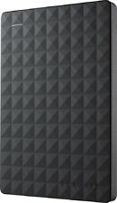 Seagate - Expansion 1TB External USB 3.0 Portable Hard Drive - Black