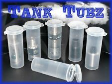 "Vaping Storage for Atomiser,Tank,RDA,RTA,RBA  - ""Tank Tubz"" X5"