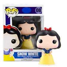 BLANCANIEVES FUNKO POP 10 CM/  VINIL FIGURE SNOW WHITE #08 IN BOX
