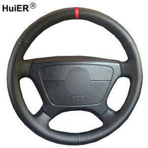 DIY Steering Wheel Cover For Mercedes-Benz E-Class W210 E200 240 280 320 95-2002