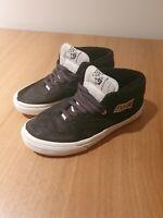 Mens Vans 1992 Half Cab Dark Navy Trainers Skateboarding Shoes Size UK 6 EUR 39