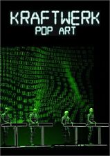 KRAFTWERK POP ART -  BBC FOUR DOCUMENTARY DVD electro-pop music krautrock german
