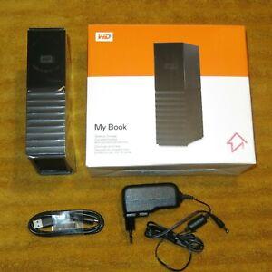 "WD My Book externe Festplatte 8 TB, 3,5"", USB 3.0, SATA III, Western Digital"