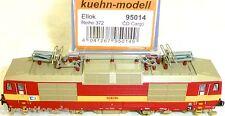 Locomotive Rh372 CD Cargo Ellok Presse de boulette Kühn 95014 Piste N 1:160 #