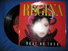 Regina ~ Beat of Love ~ Atlantic ~ 7-89348 ~ 45RPM Record