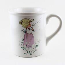 Precious Moments Coffee Mug Cup Mom Youre a Wish Come True Enesco 1995