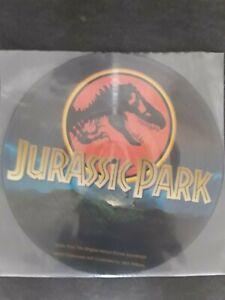 Jurassic Park Soundtrack Vinyl Picture Disc