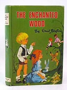 The Enchanted Wood (Rewards S.) by Blyton, Enid Hardback Book The Cheap Fast