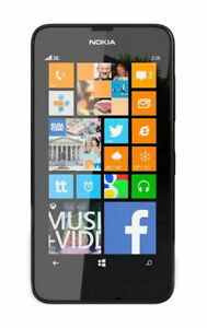Nokia Lumia 630 - 8GB - Black (Unlocked) Smartphone