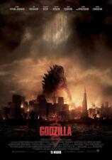 Godzilla (Blu-Ray) (2014) WARNER HOME VIDEO