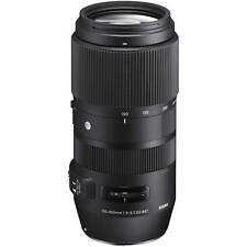 Sigma 100-400mm f/5-6.3 DG OS HSM Contemporary Lens for Canon (4Y USA Warranty)