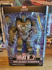 """NEW! Marvel Legends Disney+ 9"""" Figure What If Deluxe The Hydra Stomper FREE S/H"""