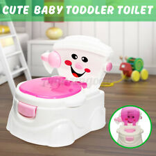 Baby Toddler Kids Training Potty Toilet Seat Potty Trainer Removable