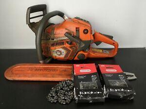 Husqvarna 550XP Autotune Professional Petrol Chainsaw