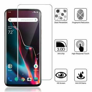 For Samsung Galaxy S21 Note 20+ S20 S8 Note 10 S9 Screen Protector Full Coverage