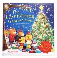 The Christmas Treasure Hunt: A Lift the Flap Book,