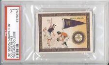 1910 T51 Murad Cigarettes WILLIAMS COLLEGE BASKETBALL PSA 3 VG Tobacco Card