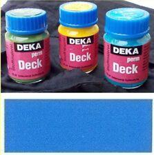 DEKA Colore per colori tessuti scuri Blu AZZURRO stoffe scure jeans scarpe 2347