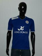 Leicester City Football Shirt Puma Size S