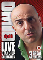 Omid Djalili - Live Stand-Up Collection DVD NEW DVD (ABD1126)