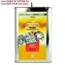 Fertan UBS 240 5l Transparent Cire protection pour Chassis et sous Bassements