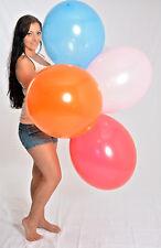 100 TOLLE 45-48cm Ø Luftballons * bunt gemischt * 100 x Ballon bunt * ! GLOBOS !